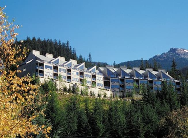 Whistler Creekside Sundance Resort