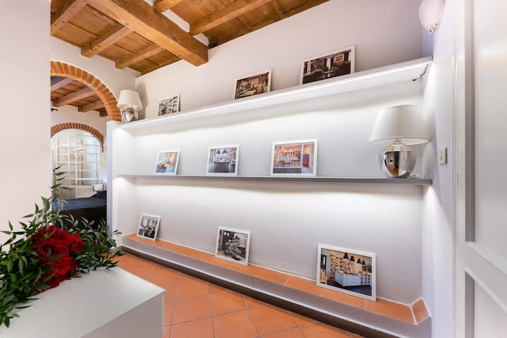 New opening  double room florence Center Accademia