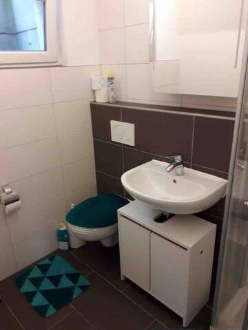 Schöne Einzimmerferienwohnung in Bad Säckingen