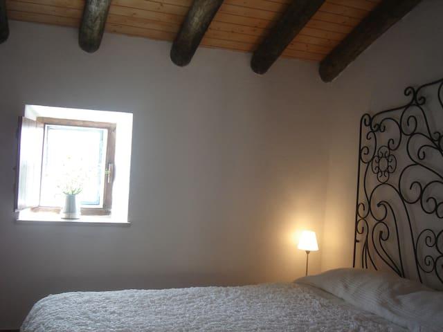 slaapkamer Casa Velha