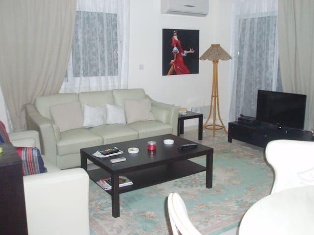 Οικογενειακό διαμέρισμα στο κέντρο - Limassol - Huoneisto