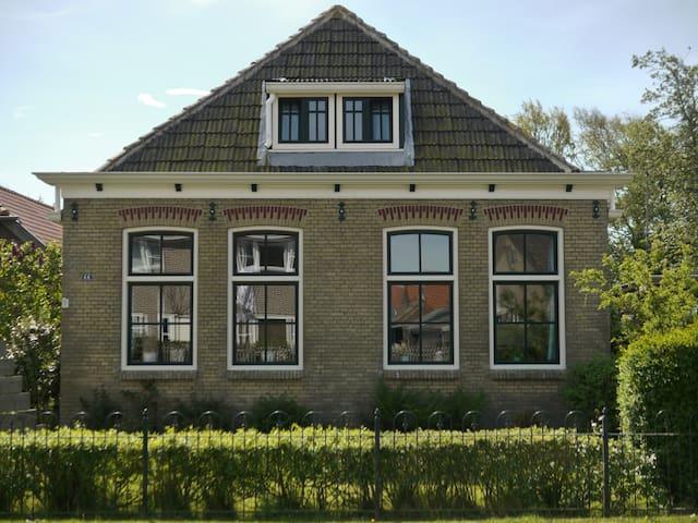Vakantiehuis de Stomer, Terschelling