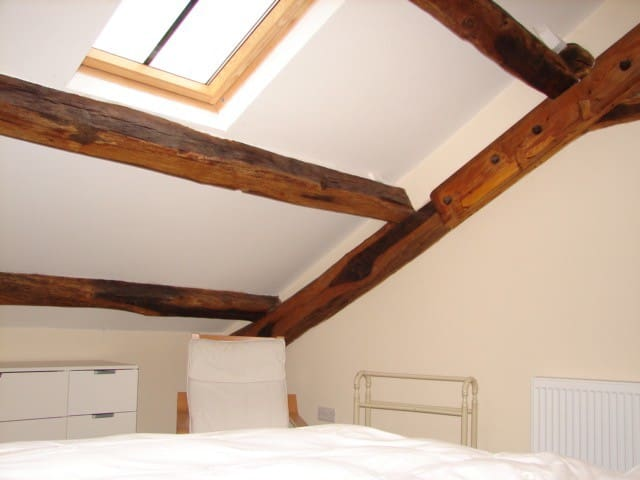 Attic Apartment in Historic Abbots Reading - Haverthwaite - Leilighet