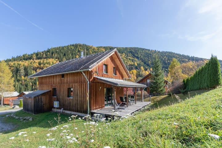 Lovely Chalet in Stadl an der Mur Styria near Ski Area