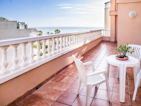 Penthouse II in Mediterranean Beach