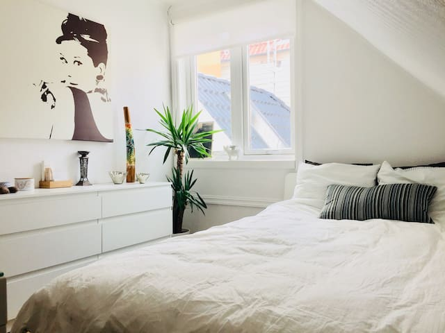 Great room in the heart of Bergen! + Breakfast
