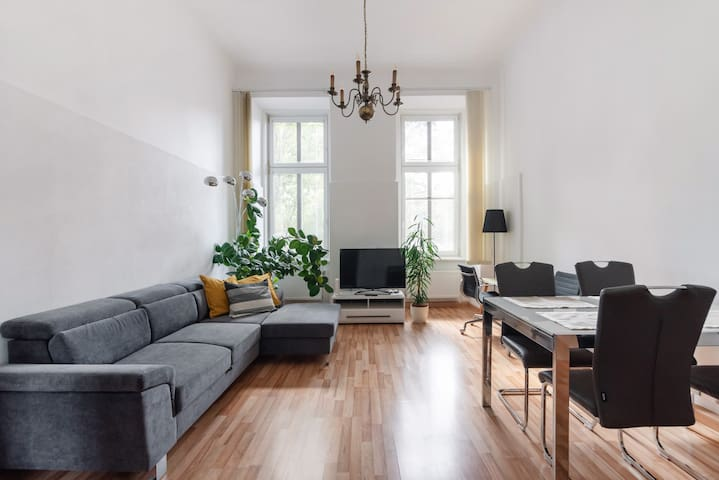Cosy Apartment close to Old Town and Prater