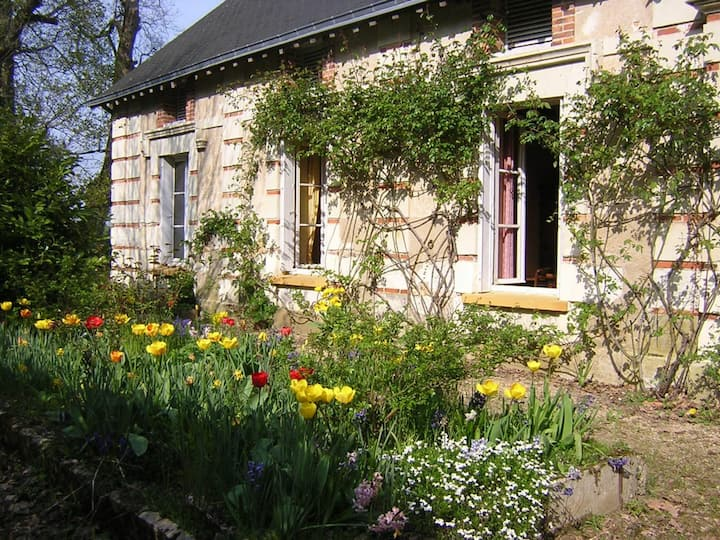Rental Gite Sablé-sur-Sarthe, 3 bedrooms, 7 persons - FR-1-410-165