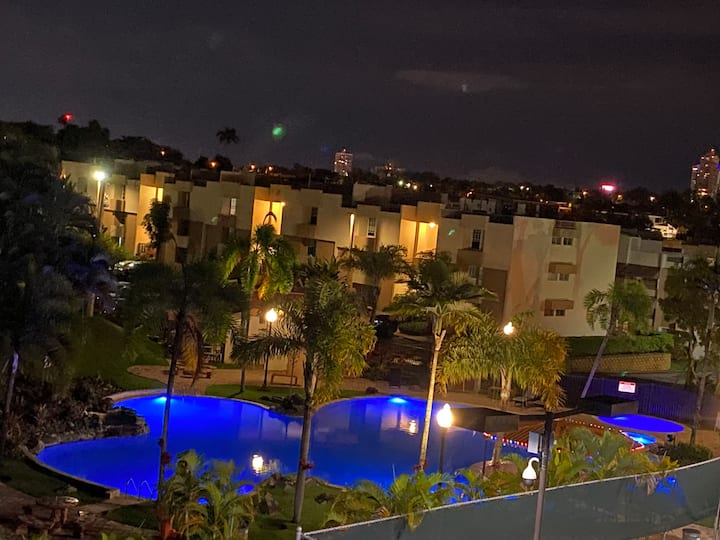Centrally located Penthouse in Guaynabo