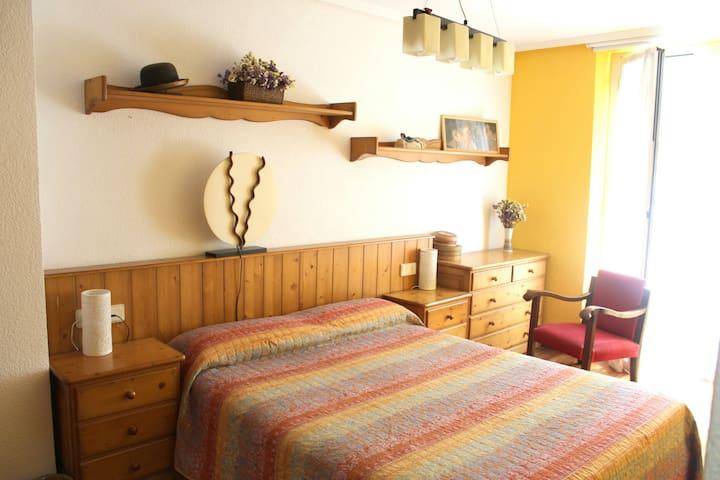 Arkupe 1.  3 habitaciones en el centro de Ordizia.