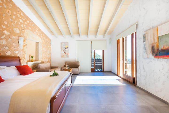 Finca-Hotel Albellons/Double Superior Room Only