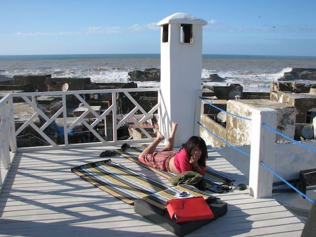 Daranur, at home in the hightest. - Essaouira - Casa