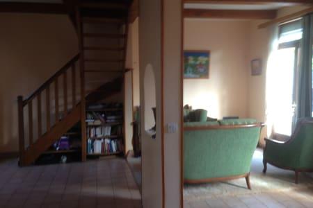 Nice furnished house with garden in Paris region - Sainte-Geneviève-des-Bois - Maison