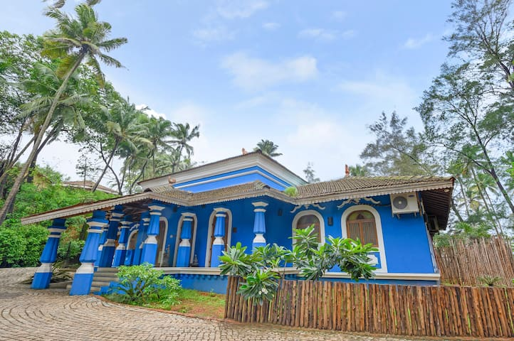 Opulent 3-bedroom Portuguese villa for nine/8512