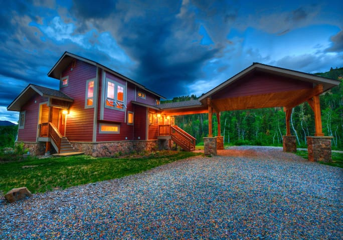 Wild Skies Flat Tops Cabin - CO - Cabana