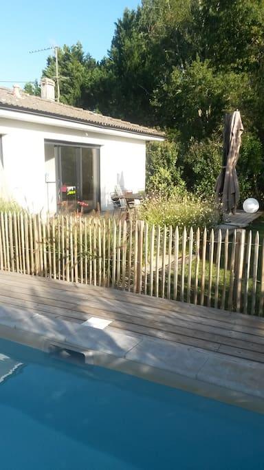 La sécurité passive de la piscine