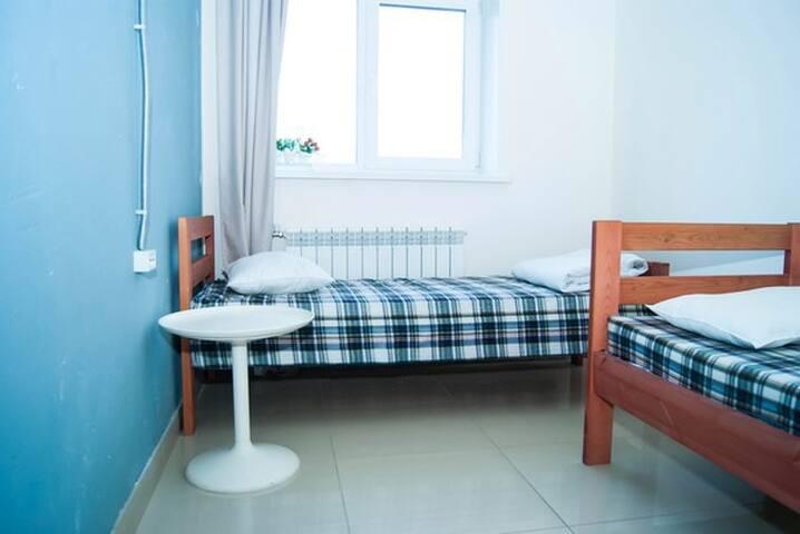 2-местный номер в Husky hostel - Ulan-Ude