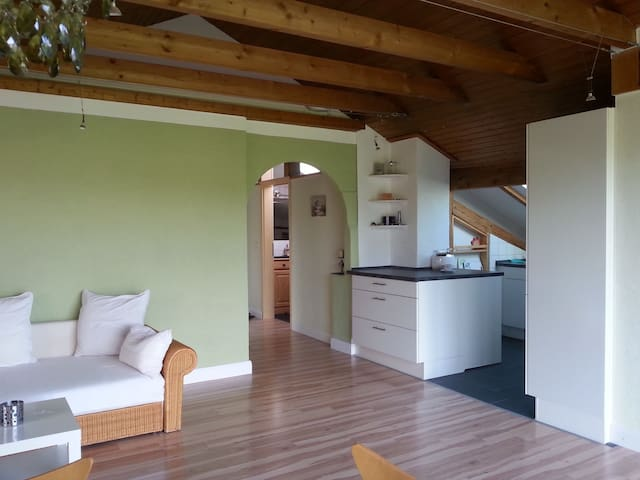 Cosy Apartment Gabi in Andechs with Wi-Fi; Parking Available, Pets Allowed