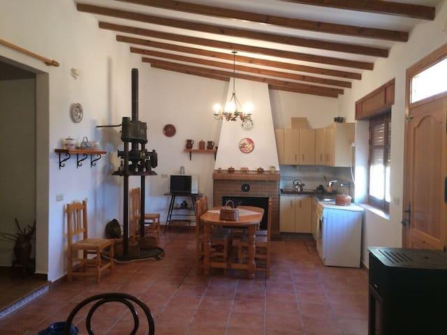 Estupenda casa rural en Ontur