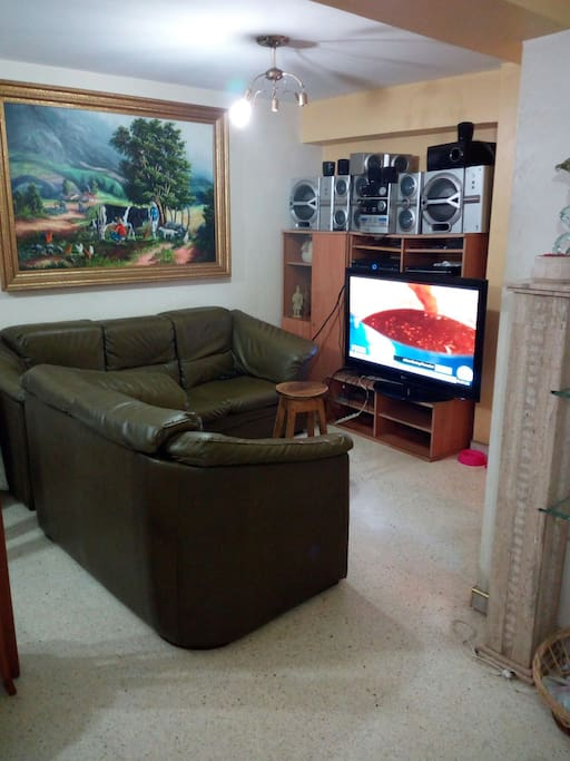 Área de televisión