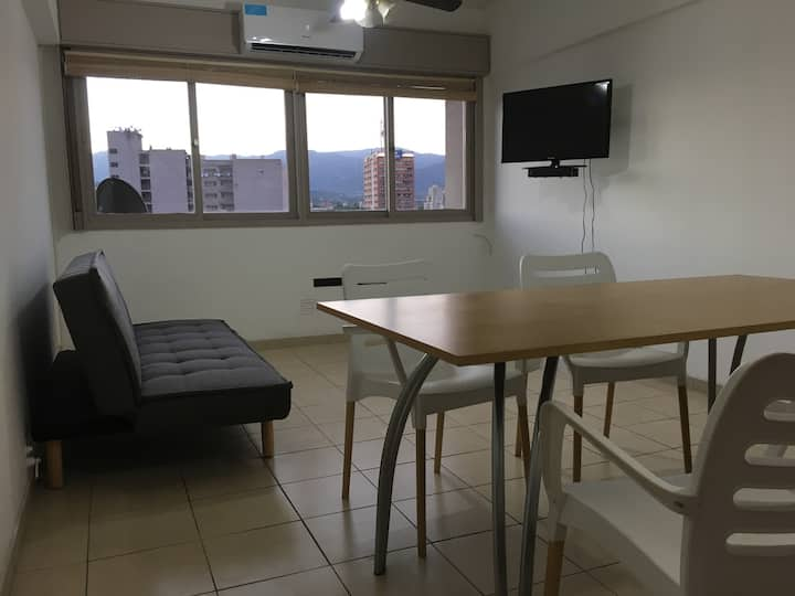 Departamento 1 dormitorio, 1 living-comedor