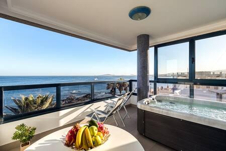 Pier31.Third Floor.Terrace & Sea View´s Apartment