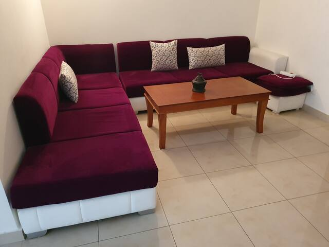 Appartement in the heart of Casablanca