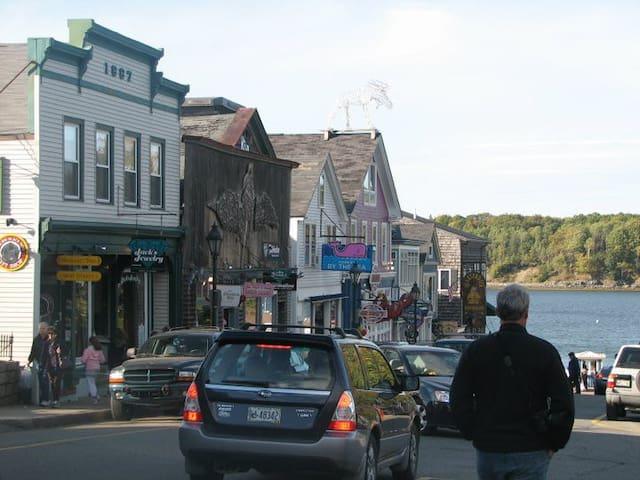 Acadia's Doorstep