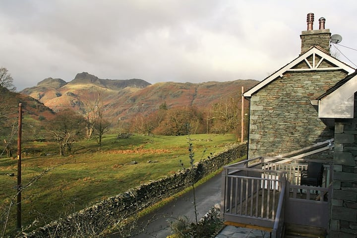 Langdale Cottage - 5 bedrooms and 5 bathrooms