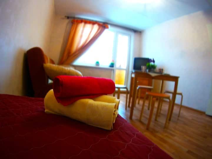 Уютная квартира в тихом месте Города Бердска