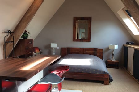 Suite Maspaline - Saonnet - Bed & Breakfast