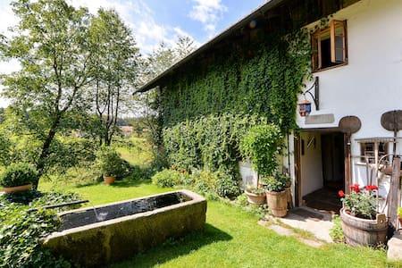 Ferienwohnung in altem Bauerngehöft - Neureichenau