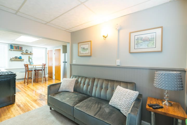Great Winooski Apartment