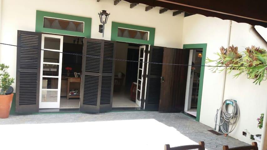 Ideal para estudantes e professores - เซาเปาโล - บ้าน