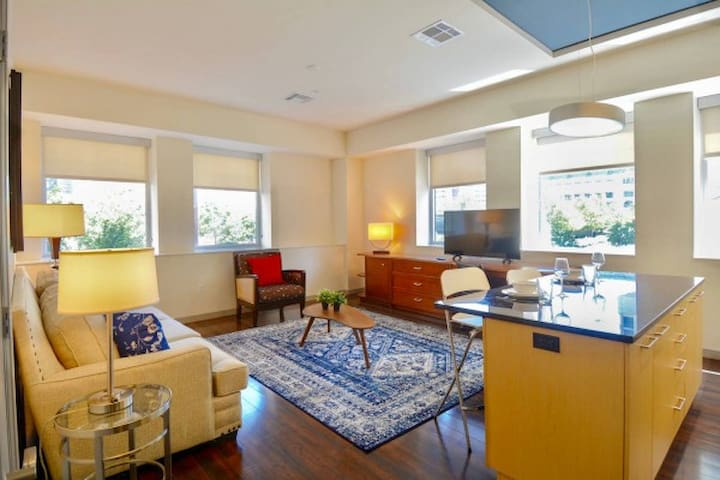 Amazing and Spacious 2BR Apt in Dowtown Dallas