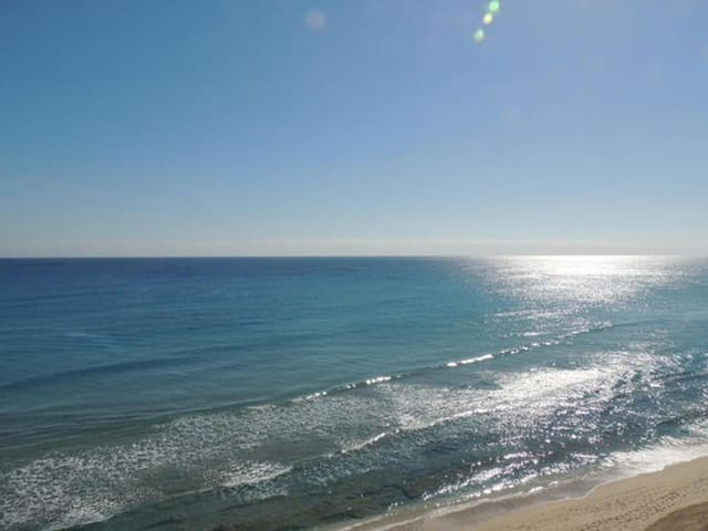 DELUX CONDO on SECLUDED BEACH!