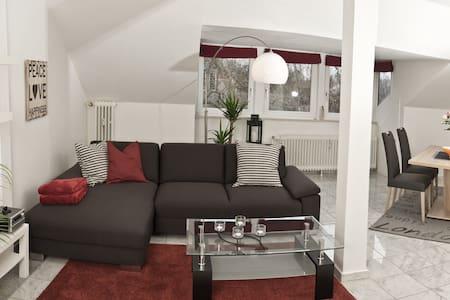"Apartment ""Bremer Stadtmusikanten"" - Bremen - Daire"