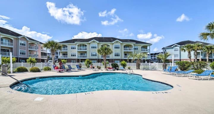 Beautiful Condo in Prime Myrtle Beach Location!
