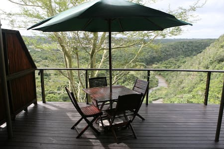 Hawks Hideaway,  a Beacon Bay River View Retreat - East London - Serviced apartment