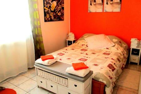 Chambre à louer 10min Annecy - Nâves-Parmelan