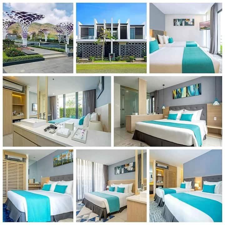 Cho thuê Villa biển 𝐎𝐂𝐄𝐀𝐍𝐀𝐌𝐈 Long Hải