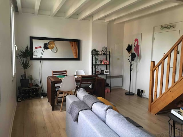 Appartement de charme - Centre-ville - La Baule