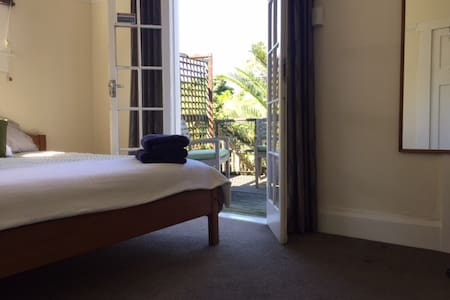 Pvte entry, pvte bthrm|airport bus|mteden|2beds - Auckland - Dom