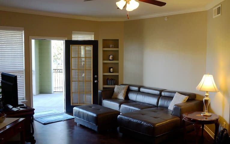 Very beautiful clean furnished 2B2B - Allen - Apartment