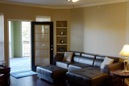 Very beautiful clean furnished 2B2B - Allen - 公寓