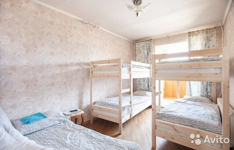 ALLO Hostel - Rostov - Bed & Breakfast