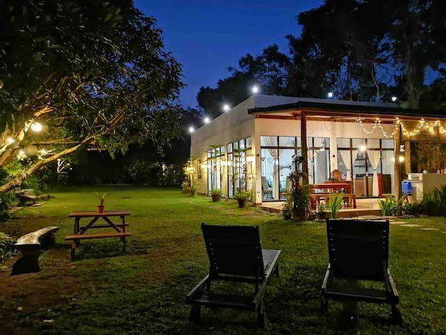 Nature Lodge at Tagaytay / Event Space
