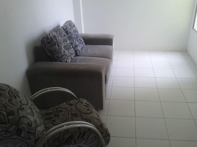 Apartamento mobiliado Janga-PE - Paulista - Flat