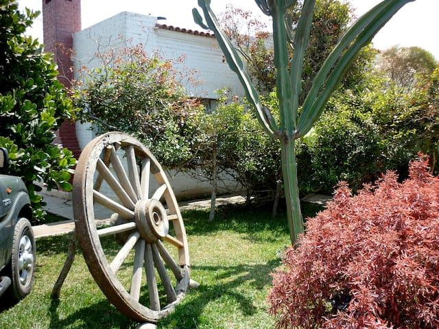 Casa enteraCampo Cartavio(Trujillo) - Cartavio - 단독주택