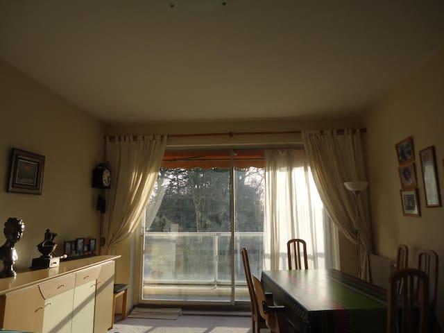 appartement proche EDHEC et parc barbieux - Roubaix - Apto. en complejo residencial